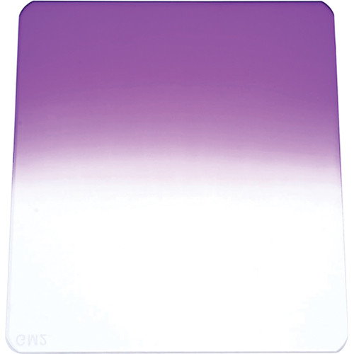 Kood P Series Dark Mauve 0.6 Soft-Edge Graduated Filter (2-Stop)
