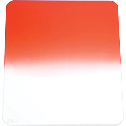 Kood P Series Soft-Edge Graduated Light Red 0.3 Filter (1-Stop)