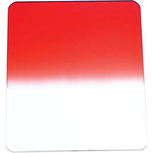 Kood P Series Soft-Edge Graduated Dark Red 0.6 Filter (2-Stop)