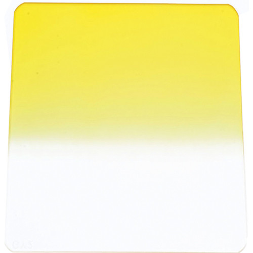Kood P Series Soft-Edge Graduated Dark Yellow 0.6 Filter (2-Stop)
