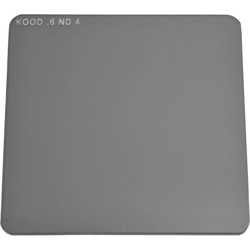 Kood P Series Neutral Density 0.6 Filter (2-Stop)