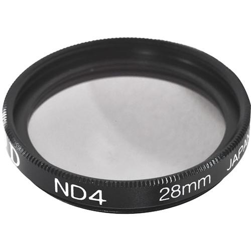 Kood 28mm Solid Neutral Density 0.6 Filter (2 Stop)