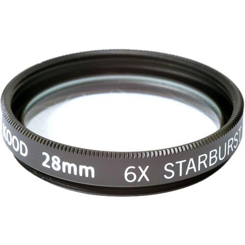 Kood 28mm 6-Point Star Filter
