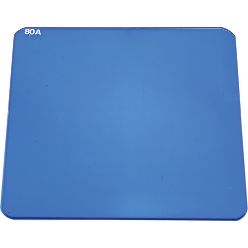 Kood 100mm Blue 80A Filter for Cokin Z-Pro