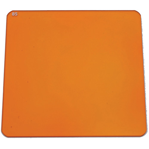 Kood 100mm Amber 85A Filter for Cokin Z-Pro