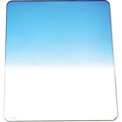 Kood Z-Pro Series Soft-Edge Graduated Light Blue 0.3 Filter (1-Stop)