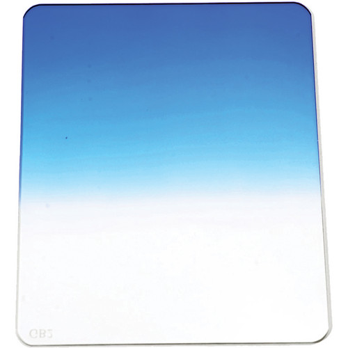 Kood Z-Pro Series Soft-Edge Graduated Dark Blue 0.6 Filter (2-Stop)