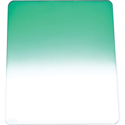 Kood Z-Pro Series Soft-Edge Graduated Light Green 0.3 Filter (1-Stop)