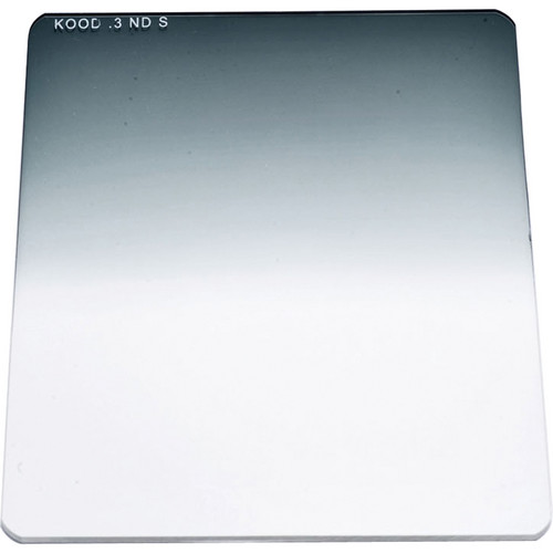 Kood Z-Pro Series Soft-Edge Graduated Neutral Density 0.3 Filter (1-Stop)