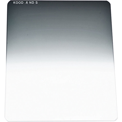 Kood Z-Pro Series Soft-Edge Graduated Neutral Density 0.6 Filter (2-Stop)
