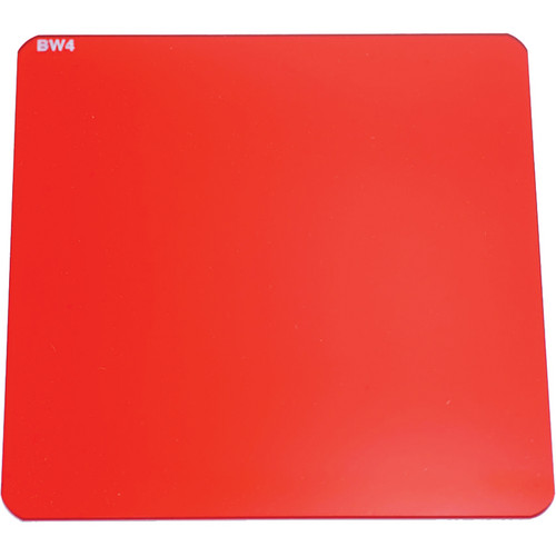 Kood 100mm Red Filter for Cokin Z-Pro
