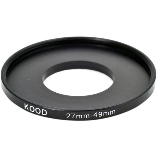 Kood 27-49mm Step-Up Ring