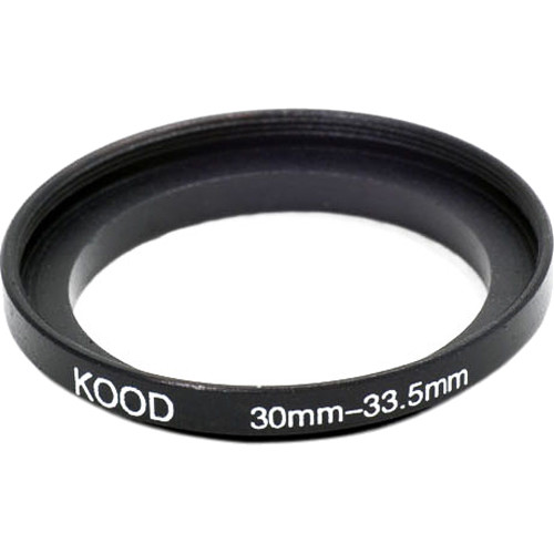 Kood 30-33.5mm Step-Up Ring