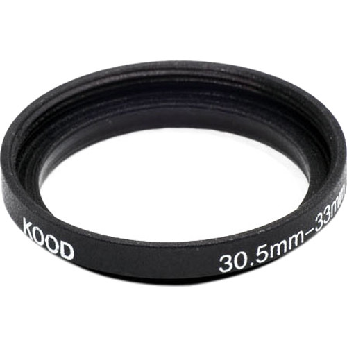 Kood 30.5-33mm Step-Up Ring