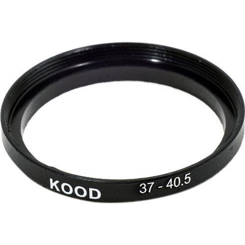 Kood 37-40.5mm Step-Up Ring