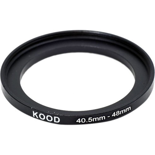 Kood 40.5-48mm Step-Up Ring