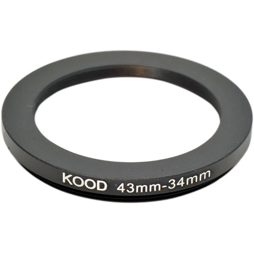 Kood 43-34mm Step-Down Ring