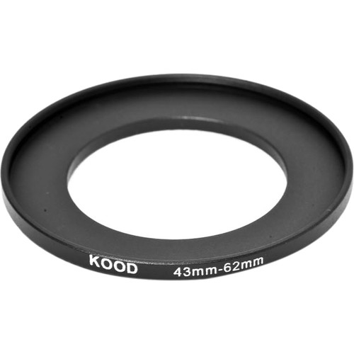 Kood 43-62mm Step-Up Ring