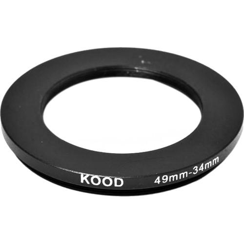 Kood 49-34mm Step-Down Ring
