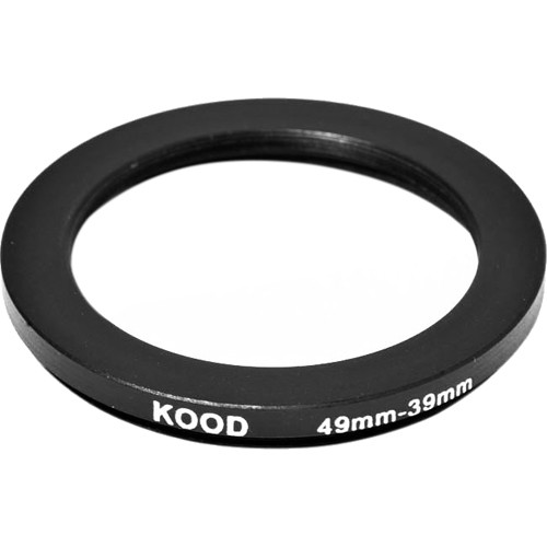 Kood 49-39mm Step-Down Ring