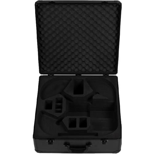 Koozam Aluminum Hard Case for DJI Phantom / Phantom 2 / Phantom 3 with Props (Black)