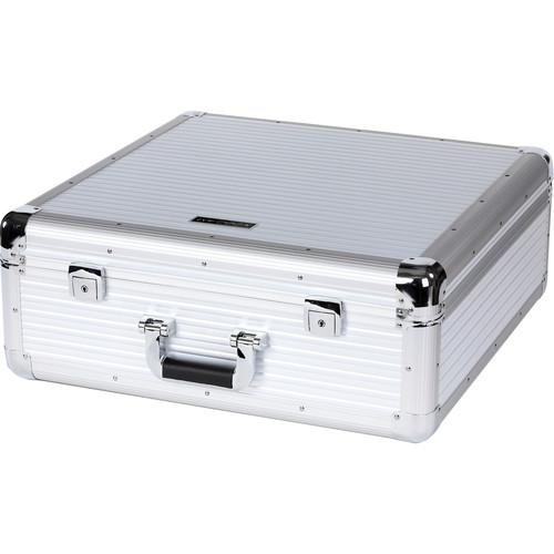 Koozam Aluminum Hard Case for DJI Phantom / Phantom 2 / Phantom 3 with Props (Silver)