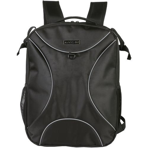 Koozam Light Backpack with Anti-Theft Inside Zipper for DJI Phantom 4 and 3 Quadcopter