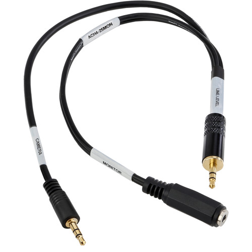 Kopul ACH4-25MON Line-to-Mic Attenuator Cable