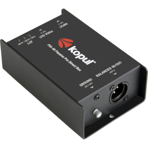 Kopul High-Performance Passive Direct Box