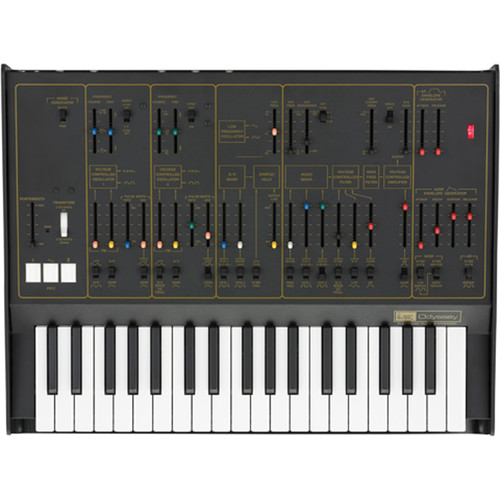 Korg Arp Odyssey2 Limited Edition-Black/Gold