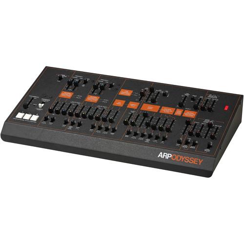Korg ARP Odyssey Analog Synthesizer Module (Black)