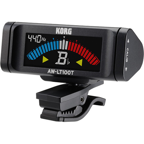 Korg Clip-On Tuner for Trumpet and Trombone