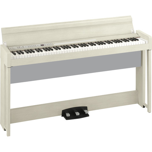 Korg C1 Air Digital Piano with Bluetooth (Limited Edition White Ash)