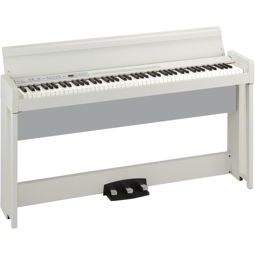Korg C1 Air Digital Piano with Bluetooth (White)