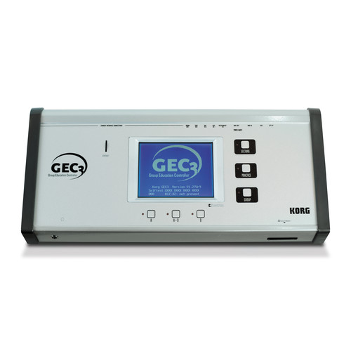 Korg GEC3EXP - Group Electronic Music Education Controller (Up to 32 Stations)