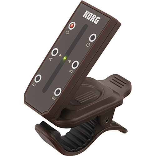 Korg HT-G2 Headtune Clip-On Guitar Tuner