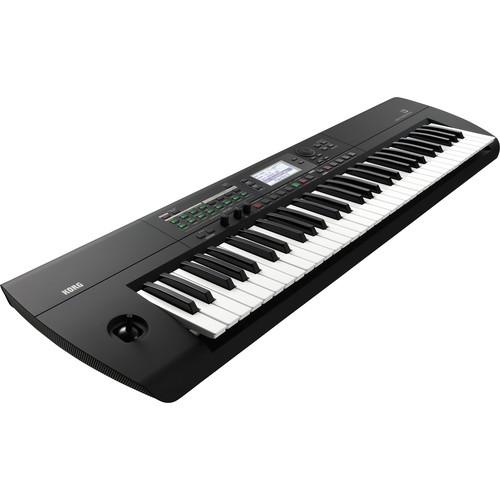 Korg i3 61-Key Music Workstation (Rubberized Matte Black)