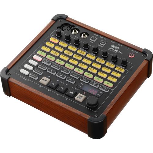 Korg KR-55 Pro Multi-Function Rhythm Machine
