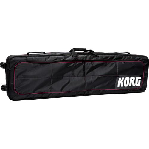 Korg Universal Padded Rollerbag for 88-Key Korg Keyboards