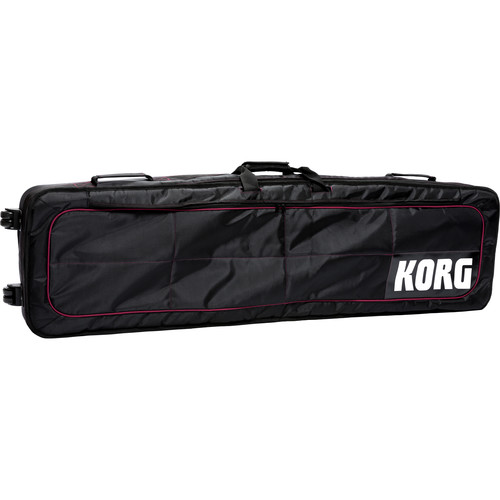 Korg Universal Padded Rollerbag for 88-Key Korg Keyboards