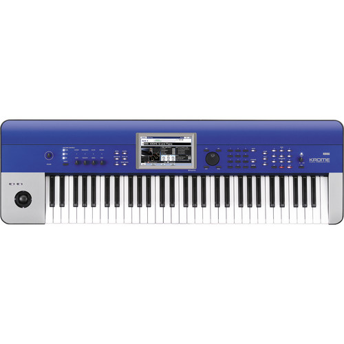 Korg Krome - Music Workstation (Blue)