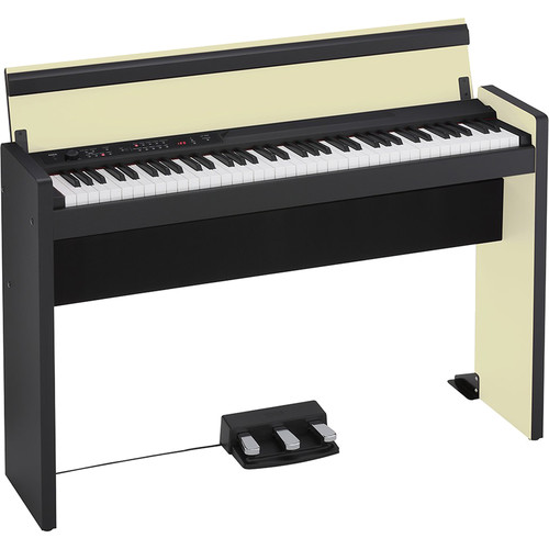 Korg LP-380 73-Key Digital Piano (Cream/Black)
