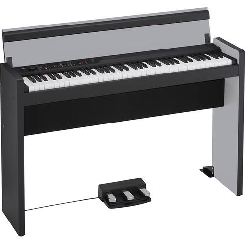 Korg LP-380 73-Key Digital Piano (Silver/Black)