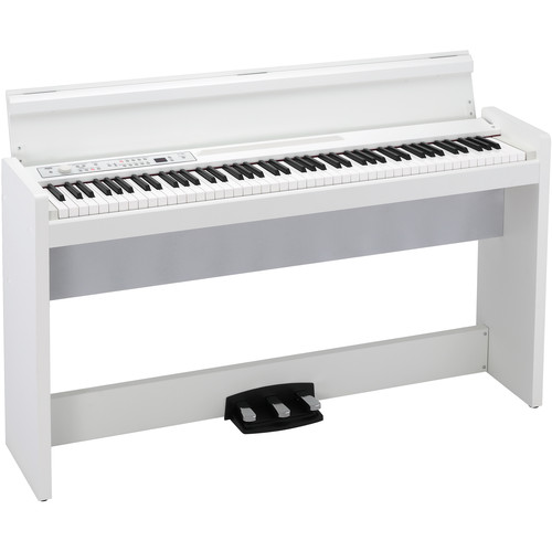 Korg LP-380 88-Key Digital Piano (White)