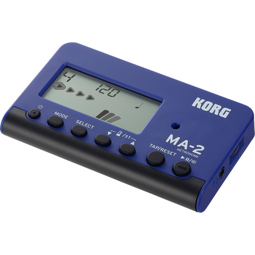 Korg MA-2 Digital Metronome (Blue)