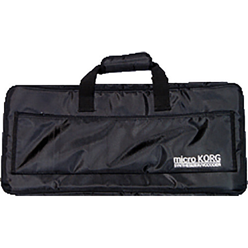 Korg MicroKase Soft Keyboard Case for microKorg-Series Keyboards