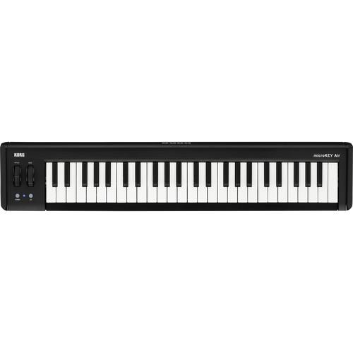 Korg microKEY AIR-49 Bluetooth Midi Keyboard Controller