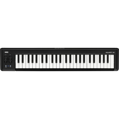 Korg microKEY AIR-49 Bluetooth Midi Keyboard Controller