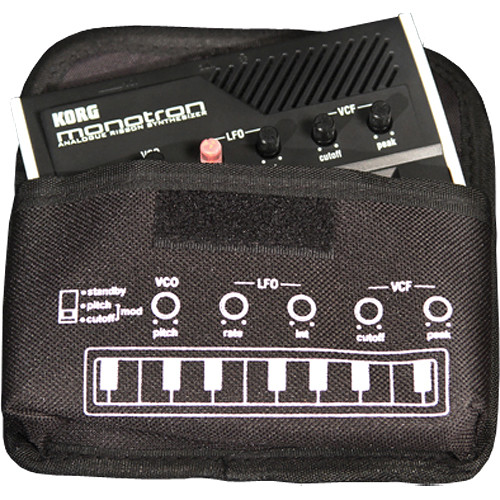 Korg Protective Case for Monotron Analog Ribbon Synthesizer