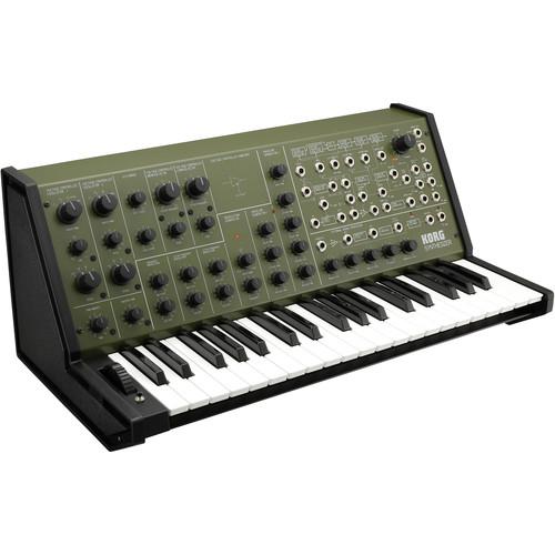 Korg - MS-20 FS Monophonic Analog Synthesizer (Green)